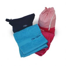 TOWELS & WASHBAGS
